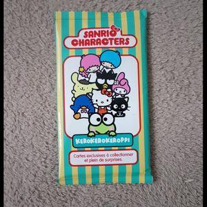Carte Hello Kitty