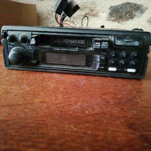 Auto radio cassette