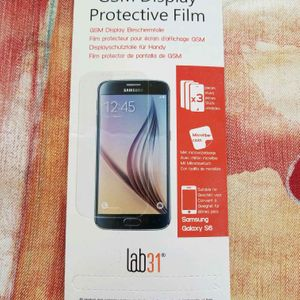 Film protecteur Samsung S6