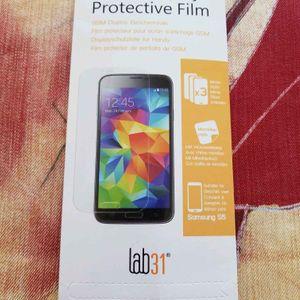 Film protecteur Samsung S5