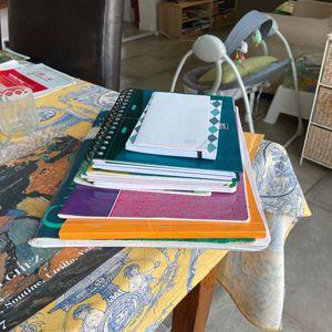 Lot de cahiers