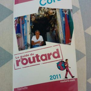 Guide du routard Corse