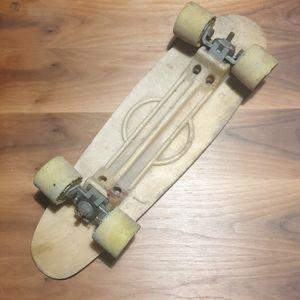 Skateboard à réviser 🙃