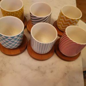 Tasses à cafe