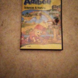 Jeux pour les enfants de 4 à 7 ans adibou