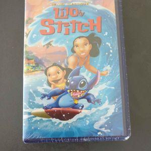 VHS Lilo et Stitch