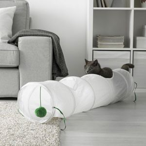Tunnel pour chat IKEA