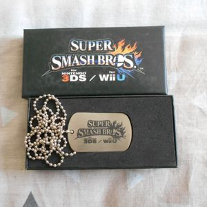 Pendentif Super Smash Bros