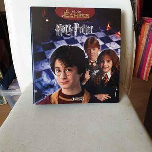 Classeur collection magazines Harry Potter pour jeu d'échecs