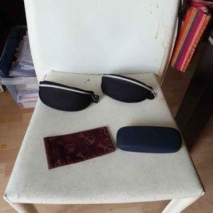 Sets d'étuis à lunettes