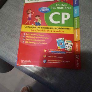 Cahier apprentissage cp