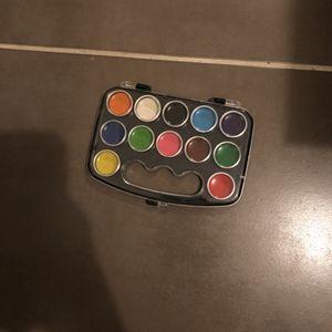 Palette peinture enfants
