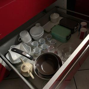 Vaisselle en lot
