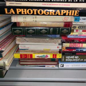 Gros lot de livres