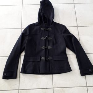 Manteau duffle coat court