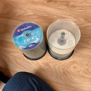 CD à graver