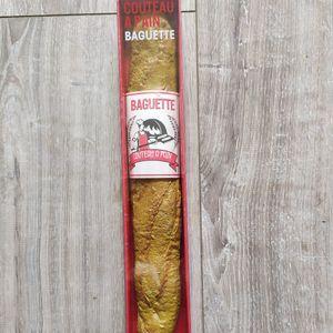 """Couteau à pain """"baguette"""""""