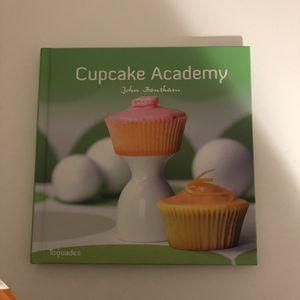 Livre recette Cupcake