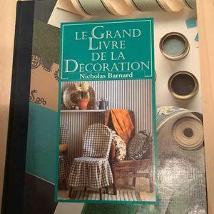 Le grand livre de la décoration