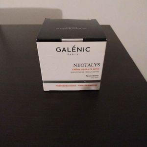 Crème lissante galénic