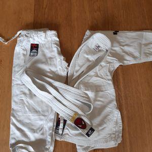 Ensemble judo ou karate 6-8 ans