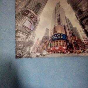 Divers tableau déco New York