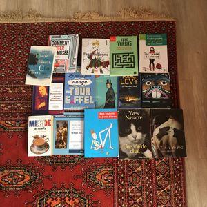 Divers livres