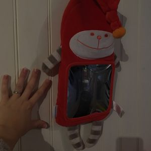 Miroir souple Petit chaperon rouge pour bébé