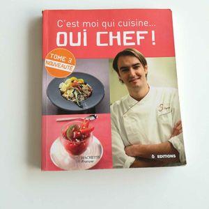 Donne livre cyril lignac de cuisine