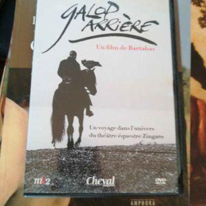 DVD galop arrière