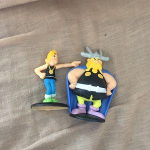 Figurines Astérix