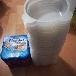 Assiettes Bledichef