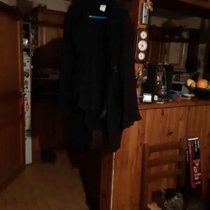 Donne manteau