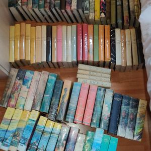 Collection livres anciens