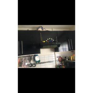 Meubles cuisines noir laqué à venir demonter