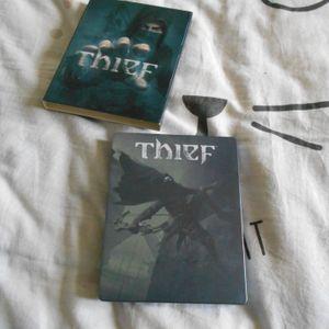 Boite CD - Thief
