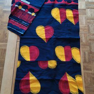 Salouva - robe africaine /Comorien