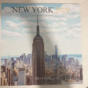 Calendrier New York 2020