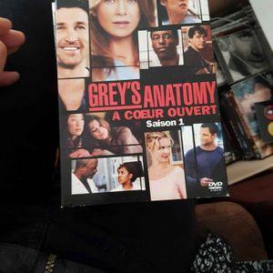 DVD grey s anatomy saison 1