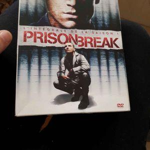 DVD prison break saison 1