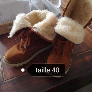 Chaussures taille40