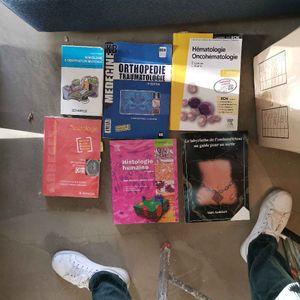 Livres medicaux