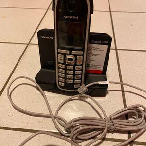 Téléphone sans fil Siemens Gigaset