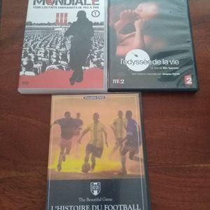 Lot de dvd
