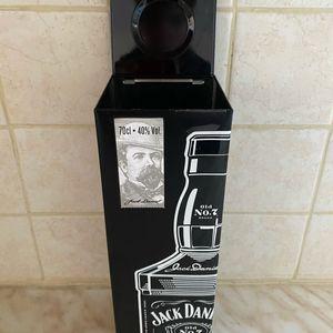 Boîte en fer whisky