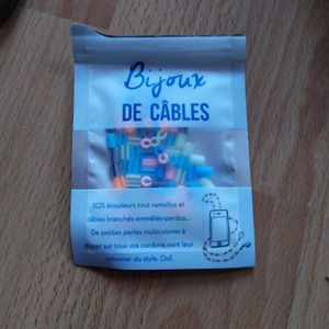 """""""Bijoux"""" De câble"""