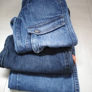 Jeans regeeve