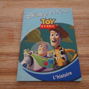 """Livre """"Toy Story"""""""