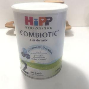 Lait en poudre HIPP dès 6 mois