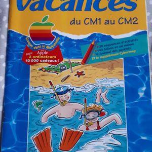 Cahier de vacances CM1-CM2